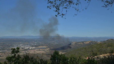 May 14, 2014 - Cocos/San Marcos Fire Start