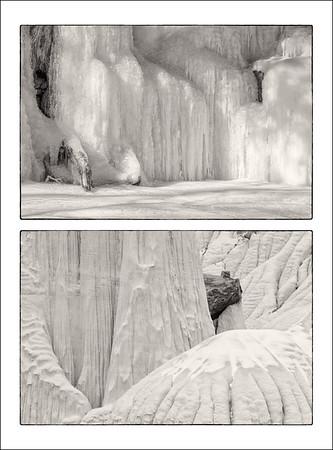 Gooseberry Falls State Park, Minnesota • Wahweap Hoodoos, Utah