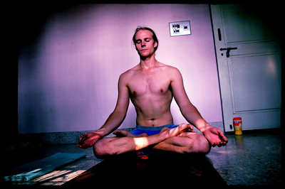 Padmasana (Lotus)