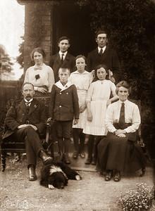 Family of 8