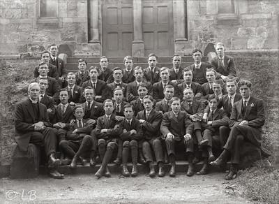 Boys Bible Class