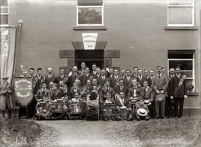 RBP No 31 & Flute Band
