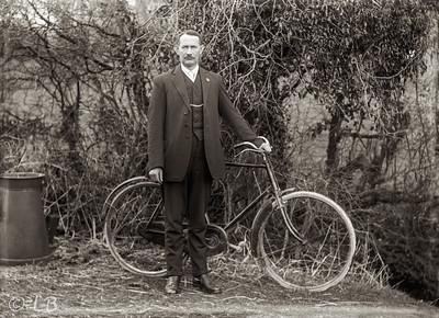 Man & Bicycle