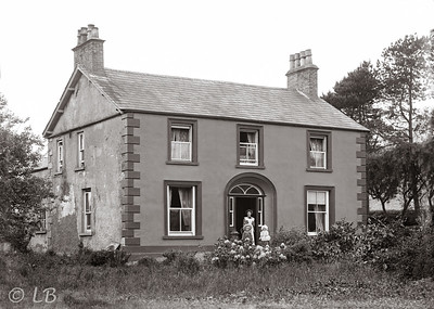 Donaghey Independent Church Manse