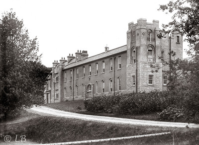 Ulster Dairy School at Loughry 1912