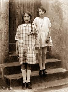 Margaret & Elizabeth