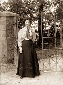 Maggie Reid pre 1912
