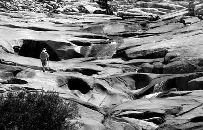 Yosemite Hiker