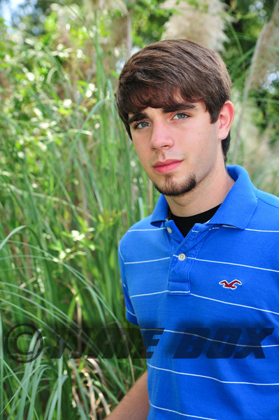 Alex Shelton 2009 Senior-6436
