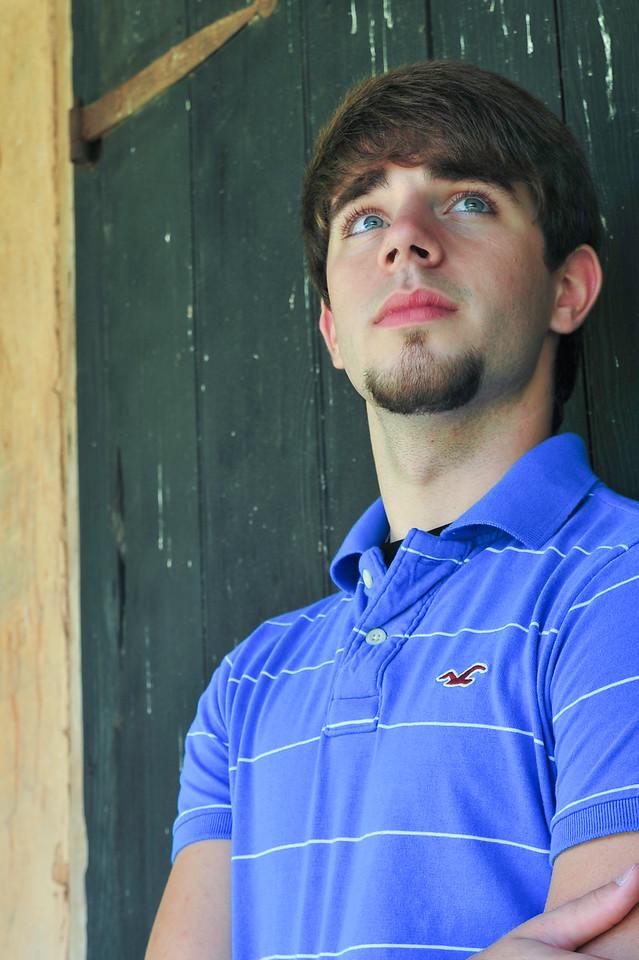 Alex Shelton 2009 Senior-6355