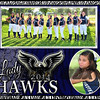 Brooklyn Lambert memory Mate Lady Hawks 2014