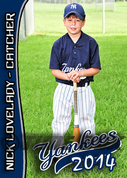 Nick Lovelady card front 2014