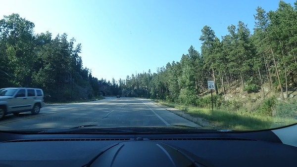 The Open Roads Of South Dakota