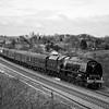6233 at Pontefract (M62 Embankment)