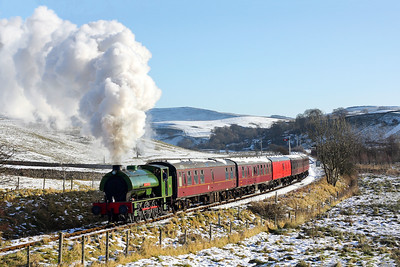 Embsay & Bolton Abbey Staam Railway