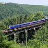 43041 on East Largin Viaduct