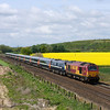 67016 & 91122 at Hambleton West Jn.