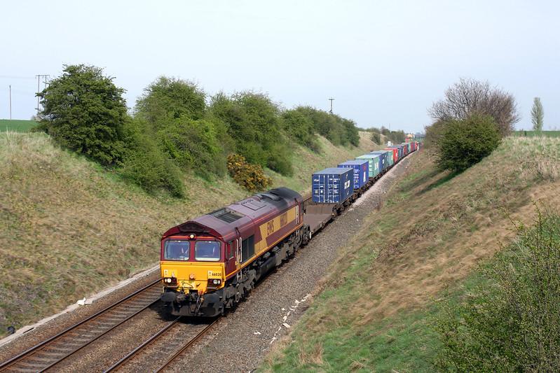 66020 at Sharlston