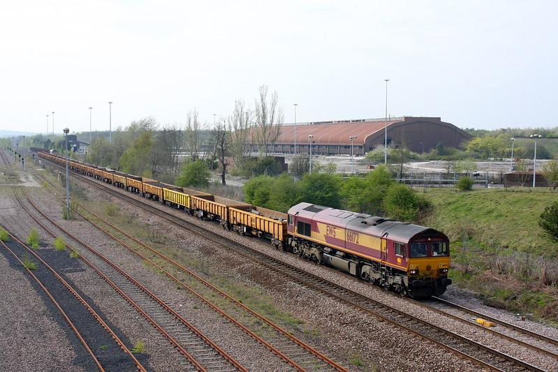 66172 at Gascoigne Wood