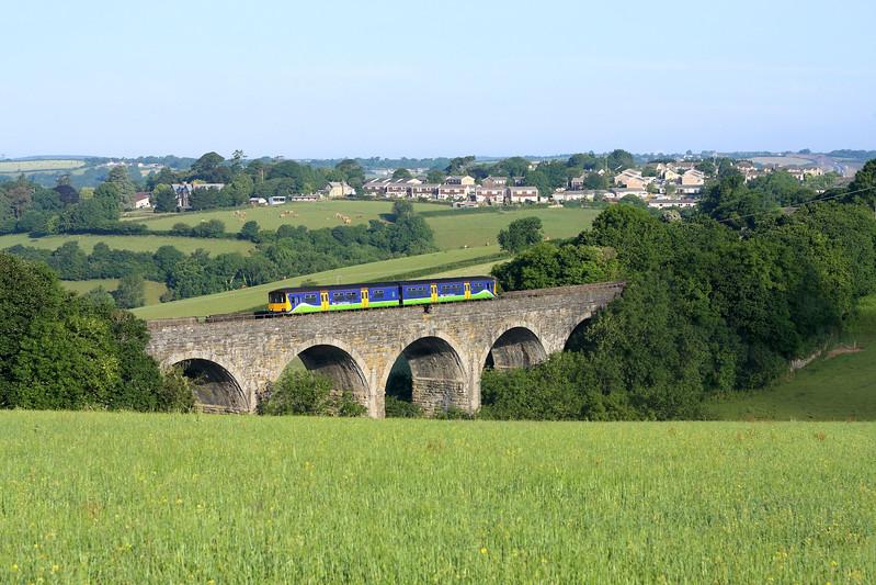 150127 on Bolitho Viaduct