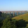57603 on Liskeard Viaduct