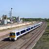 168004 & 165028 at Banbury