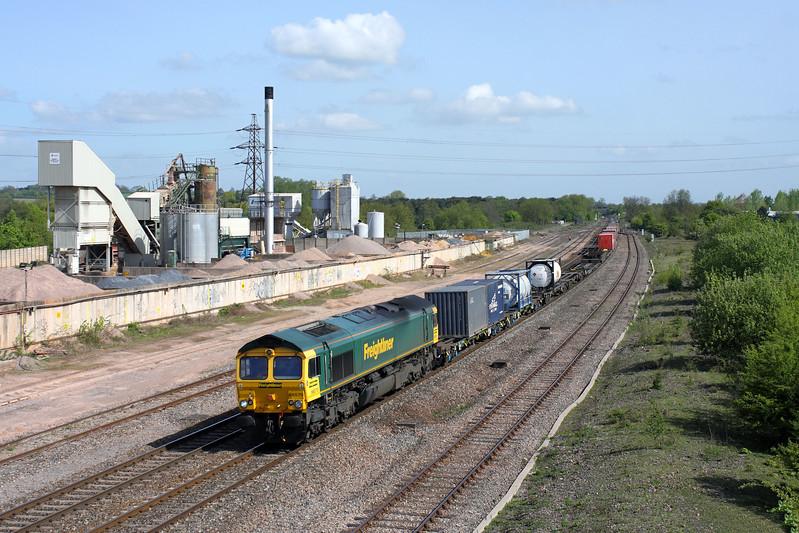66570 at Banbury