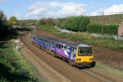 Sheffield to Doncaster & Horbury Jn.