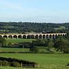 158756 on Arthington Viaduct