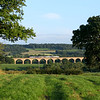 150218 & 150275 on Arthington Viaduct
