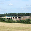 57308 & 47810 on Crimple Viaduct