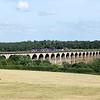 150201 & 150204 on Crimple Viaduct