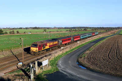 York Area (Hambleton & Micklefield - Skelton Jn.)