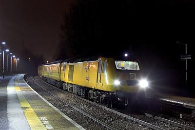 Ferrybridge to Rotherham (S&K - Swinton & Knottingley Line)