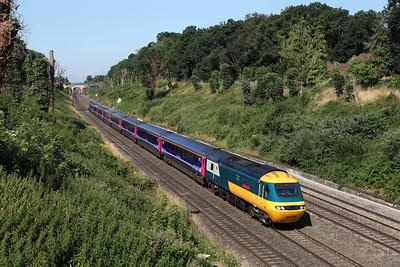 GW Main Line - Paddington - Swindon (MLN1)