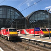91125, 91128 & 91119 at Kings Cross