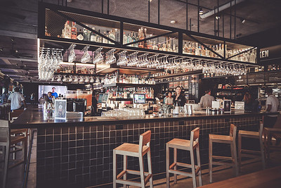 Bar at Time Out Market Miami