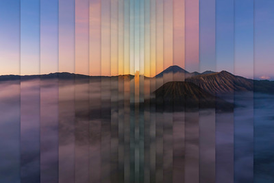 TimeScapes: Time Slice