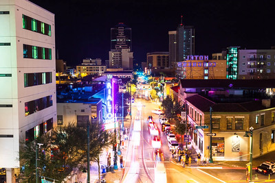 Downtown Tucson