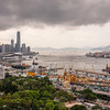 Timelapse HK harbour - V1