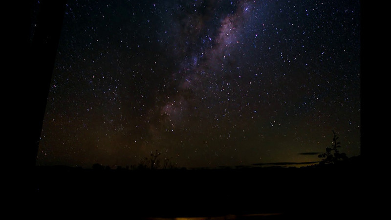 Milky way test. Only 150 images interpolated to 510 for smooth motion.