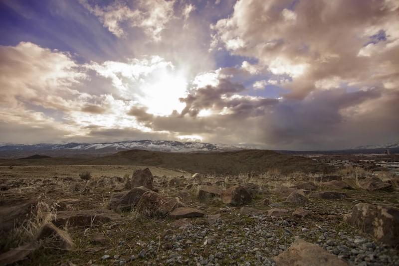 Huffaker Hills - Part 1