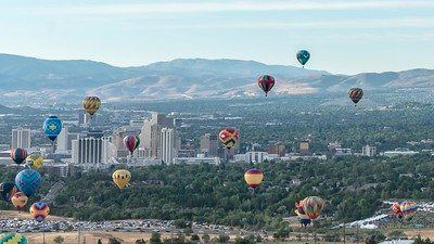 Great Reno Balloon Race 2019
