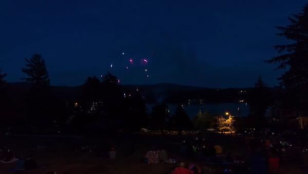 Regatta Park Fireworks