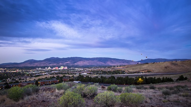 The Great Reno Balloon Race 2018 (Saturday)