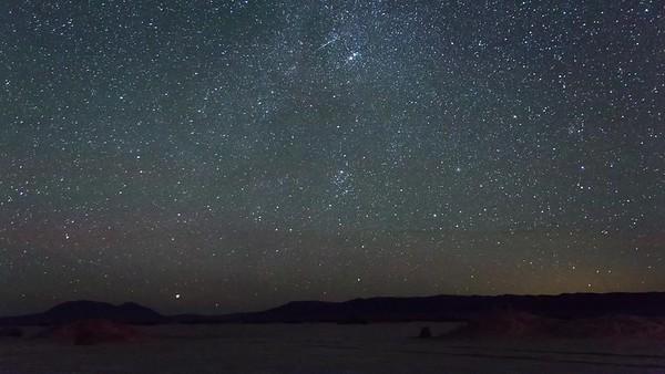 A Starry Sky in the Alvord Desert