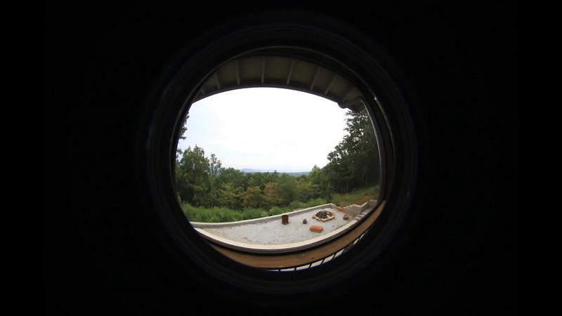 Into Darkness- 180° Fisheye Timelapse- 60 fps