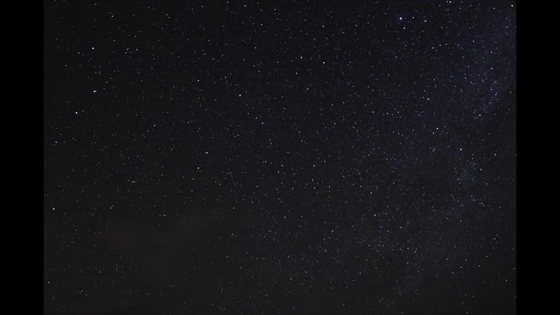 Big Island Milky Way Timelapse