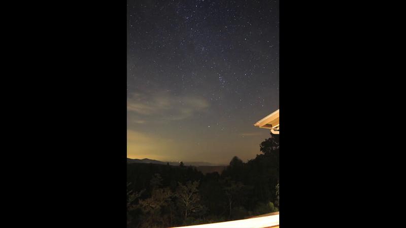 Talladega Star Trail- 60 fps