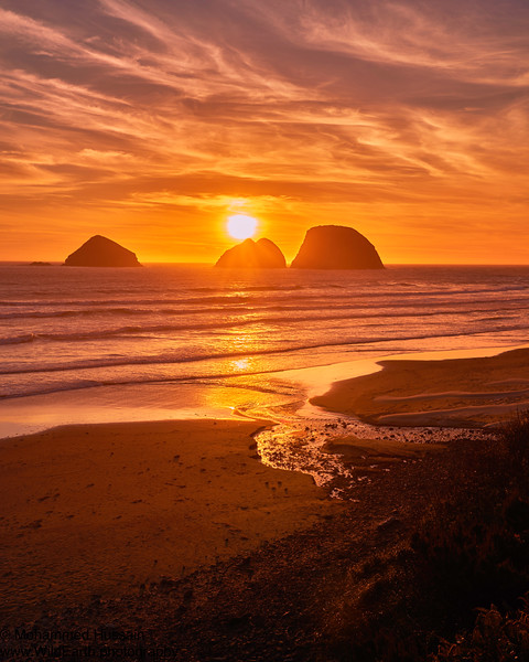 Cape Kiwanda Sunset, OR